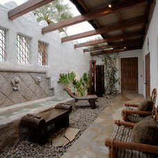 Asian Patio by Colas Moore Artisan Group