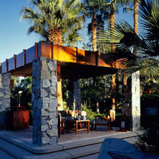 Asian Patio by Donna Livingston Design