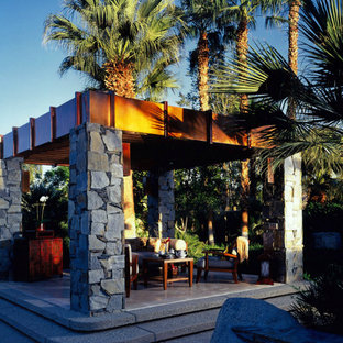 Inspiration for a patio remodel in Los Angeles