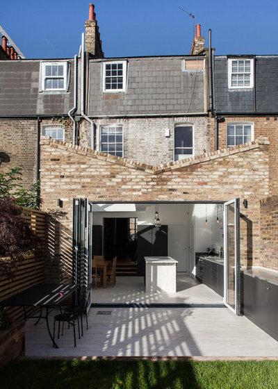 Contemporáneo Patio by Trevor Brown Architects