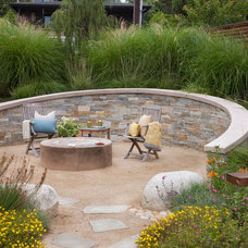Beach Style Patio by Sage Outdoor Designs