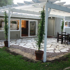Traditional Patio by CKlein Properties