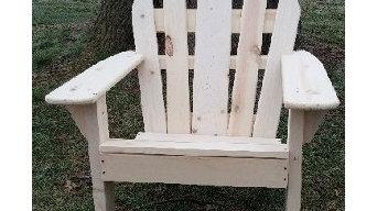 Our Standard Adirondack Chair