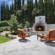 Patio by Lee Ann Marienthal Gardens