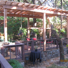 Traditional Patio by Les Moore Construction, Inc.
