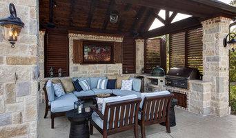 Outdoor Cabana - a private sanctuary