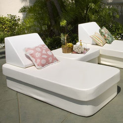 Outdoor Chaise or Daybed