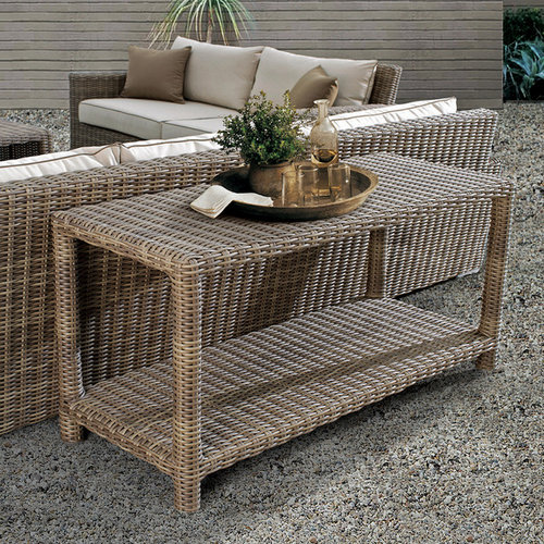 Outdoor Console Table Houzz