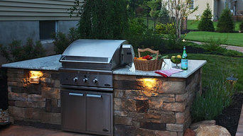 Outdoor Cooking Stations