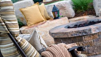 Outdoor Designs Featuring Belgard