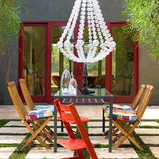 Contemporary Patio by KuDa Photography