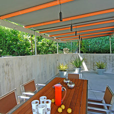 Modern Patio by Equinox Architecture Inc. - Jim Gelfat