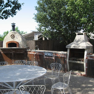 Outdoor Dome Roof Wood Fired Pizza Ovens