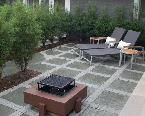 Suelos para patios modernos stunning suelos para cocinas for Suelos de patios