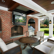 Traditional Patio by Electronics Design Group, Inc.
