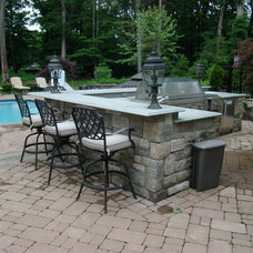 Traditional Patio by Cashman Landscape Mgt & Design Inc.