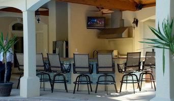 Outdoor Entertainment / Media Room