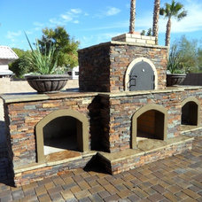 Mediterranean Patio by Desert Crest, LLC