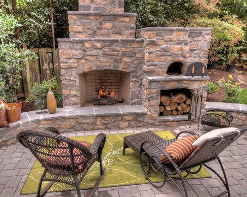 Backyard Brick Oven Plans Home Design Ideas Pictures