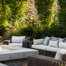 Traditional Patio by Gregory Lombardi Design