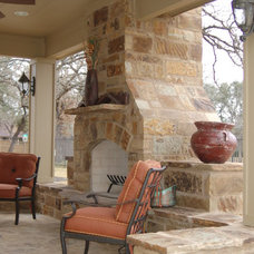 Traditional Patio by Austin Outdoor Living Group
