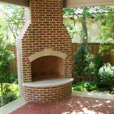 Traditional Patio by Pool Environments, Inc.