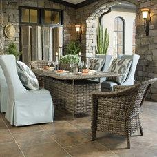 Traditional Patio by Jere Bradwell