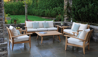 Outdoor Furniture Selection
