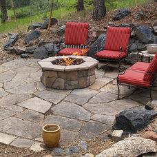 Traditional Patio by Colorado Hearth & Home