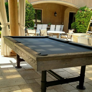 Outdoor Industrial Pool Table