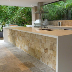 contemporary kitchen by A Better Life Outside Pty Ltd