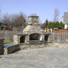 Traditional Patio by Inside Out - Outdoor Rooms