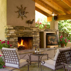 Traditional Patio by Arizona Designs Kitchens and Baths