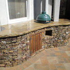 Clean Traditional Traditional Patio Other By Ty