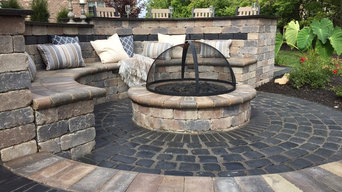 Outdoor Kitchen, Bar and Patio: Fishers, Indiana