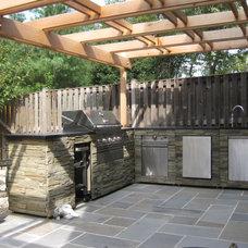 Traditional Patio by FA Design Build / Flooring America