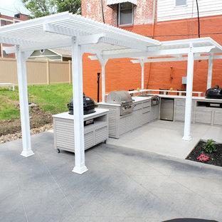 Outdoor Kitchen Modules