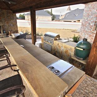 Outdoor Kitchen - Odessa, TX