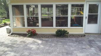 Outdoor kitchen/ patio