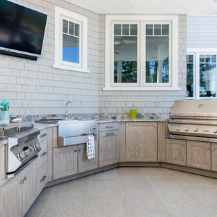 Outdoor Kitchen - Plymouth, MA