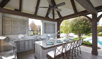 Outdoor Kitchen Pool Cabana