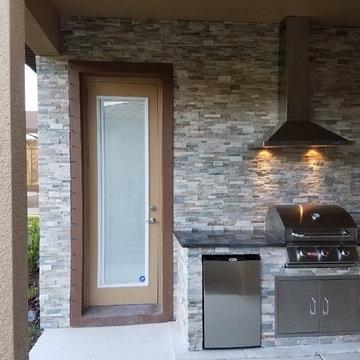 Outdoor Kitchen Starkey Ranch Trinity