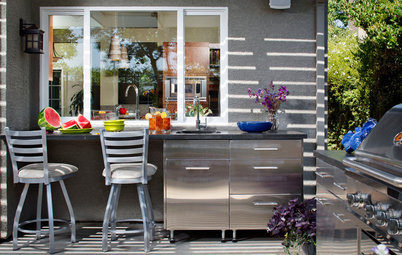 How to Build the Perfect Outdoor Kitchen