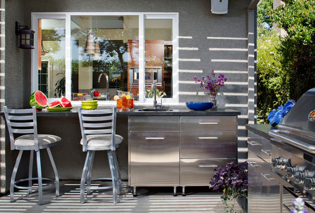 Contemporaneo Patio by The Home Improvements Group, Inc.