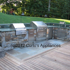 modern patio by Curto's Appliances