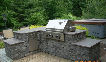 Outdoor Kitchens & Barbeques