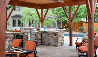 Outdoor Kitchens & Fire Features Salt Lake