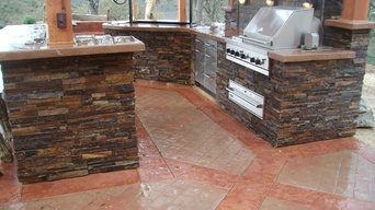 Outdoor Kitchens and Firepits