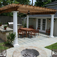 traditional patio by Champions Custom Remodeling