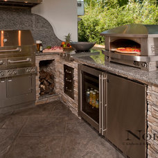 Traditional Patio by Nordic Kitchens and Baths
